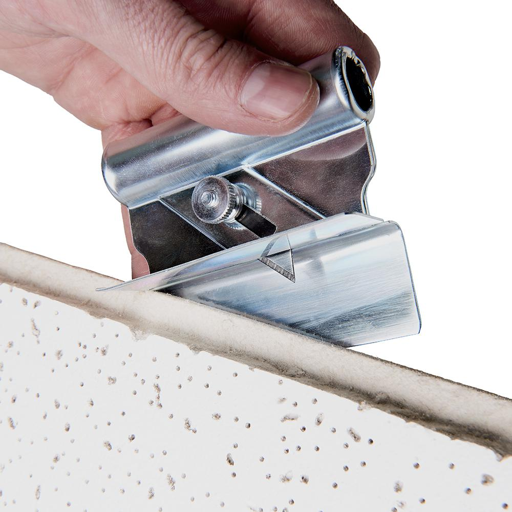 Toolpro Shadowline Cutter For Ceiling Tiles