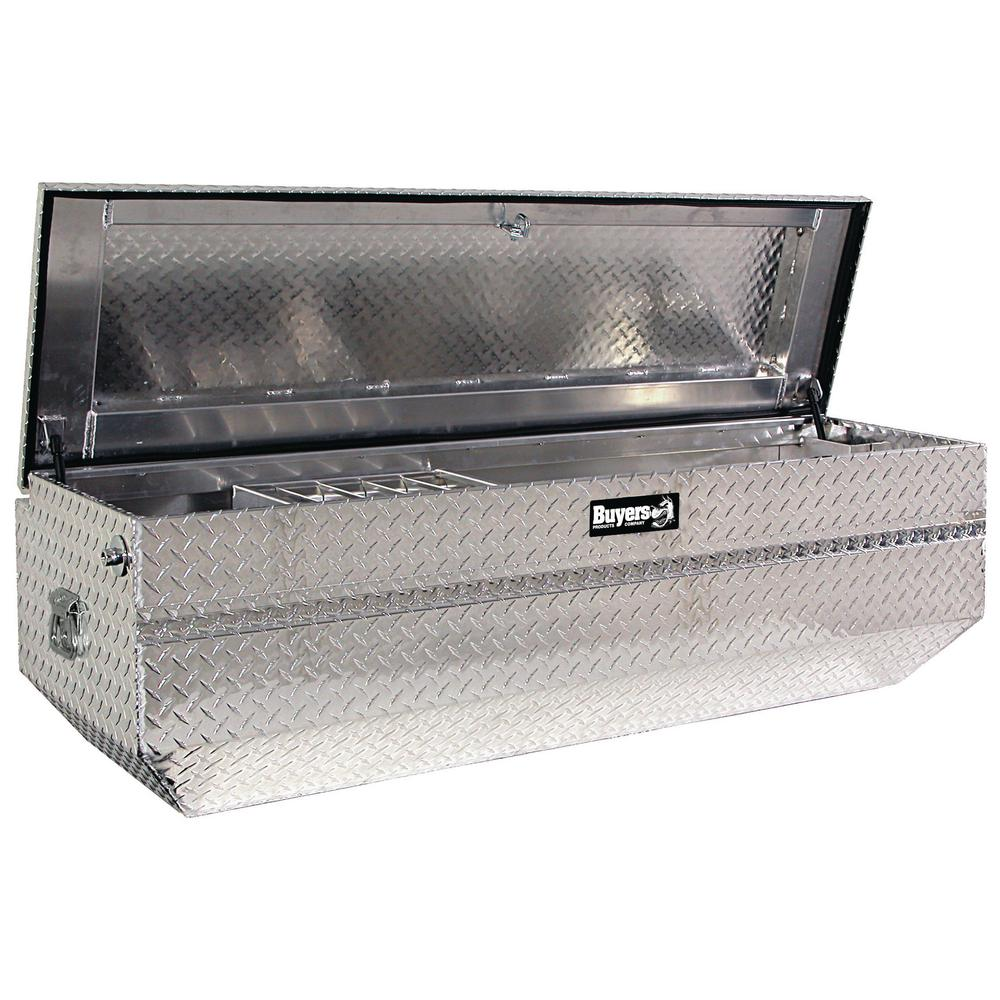 47 in. Aluminum All Purpose Chest