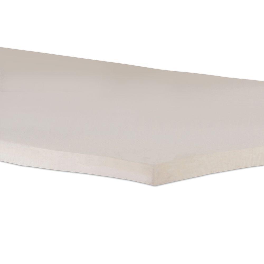 Boyd Specialty Sleep California King Size 2 In Gel Memory Foam