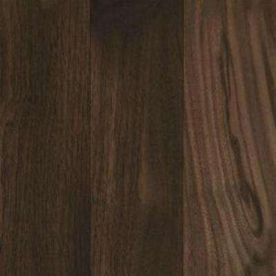 Native Collection Southern Walnut Laminate Flooring - 5 in. x 7 in. Take Home Sample