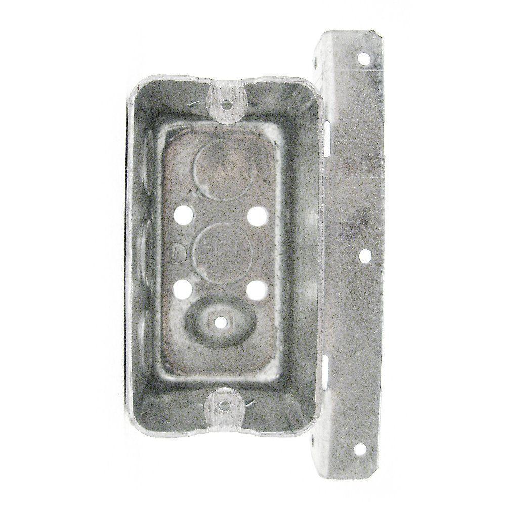 1-Gang 13 cu. in. Steel Handy Box (Case of 18)