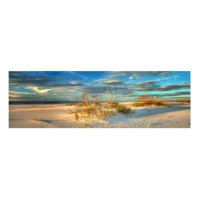 Early Morning Sunrise by Colossal Images Canvas Wall Art, 18 in. x 58 in.
