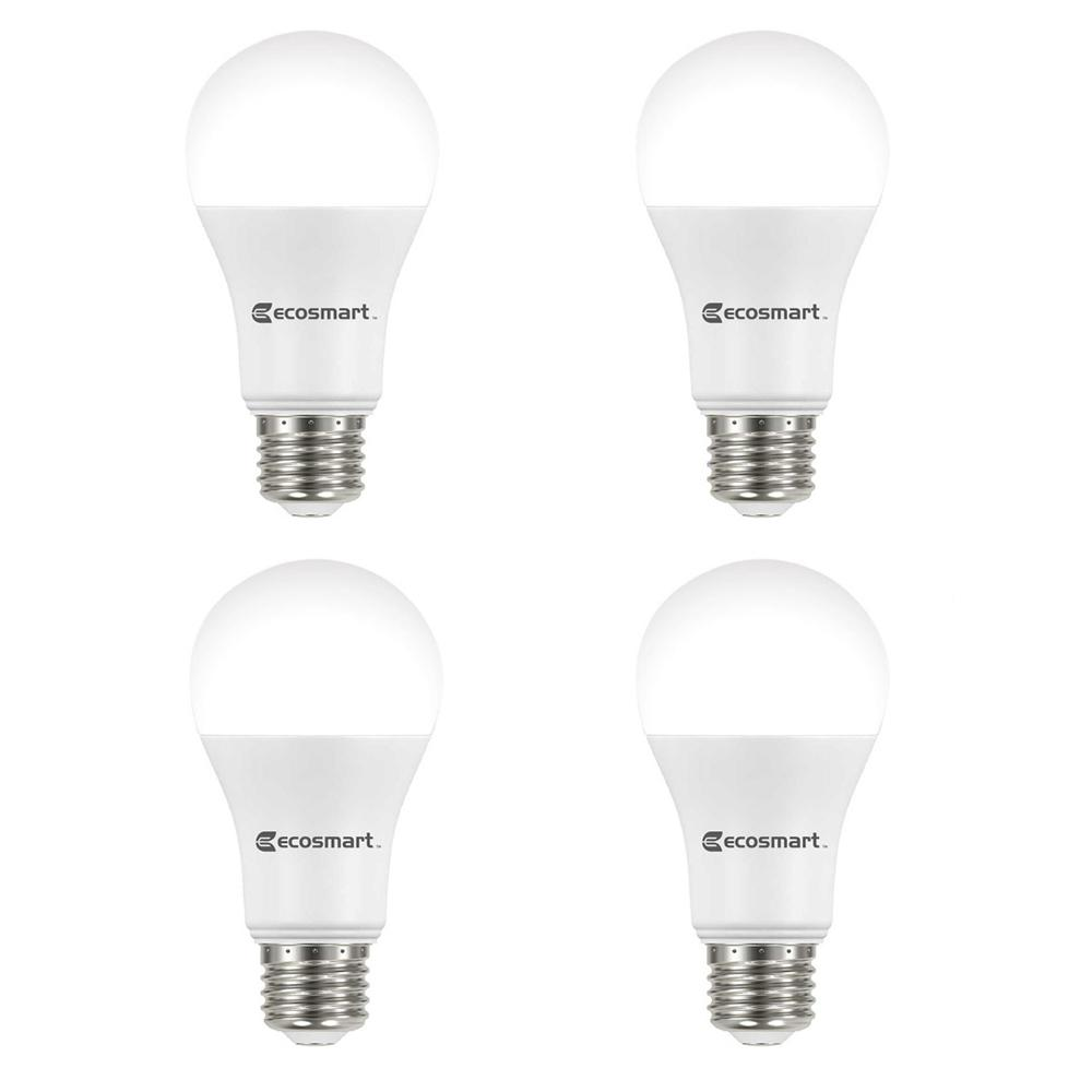 triglow 150 watt equivalent a21 dimmable 2550 lumens led light bulb daylight 5000k 4 pack. Black Bedroom Furniture Sets. Home Design Ideas