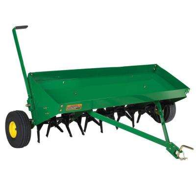 48 in. Tow-Behind Plug Aerator