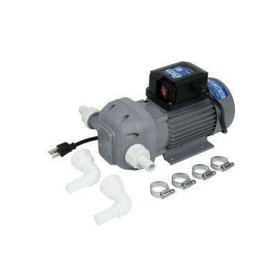 1/4 HP 120-Volt 8 GPM DEF Transfer Pump with No Accessories (Pump Only)
