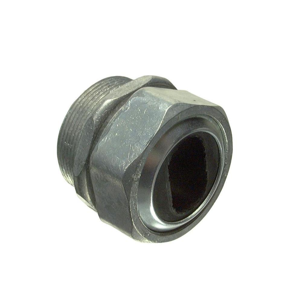 Halex 2 In 3 4 0 Service Entrance Se Water Tight Connector 10420 The Home Depot
