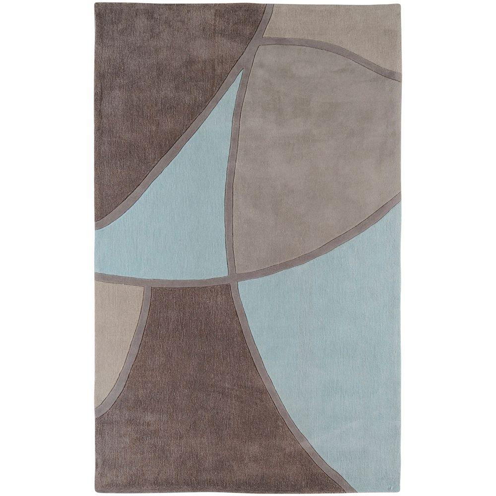 Artistic Weavers Carter Gray 8 ft. x 11 ft. Area Rug