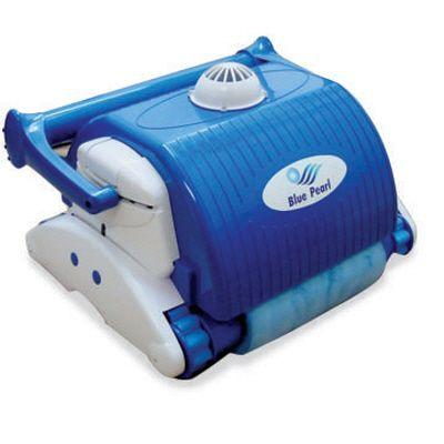 null Blue Pearl Robotic Pool Cleaner