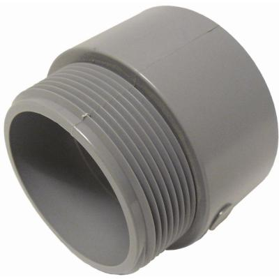 2-1/2 in. Male Terminal Adapter