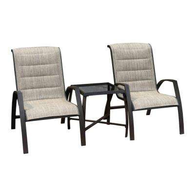 Scotia 3 Piece Patio Bistro Set