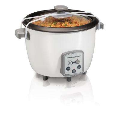 Digital 16-Cup Rice Cooker