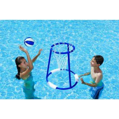Pro Action Floating Water Basketball Game