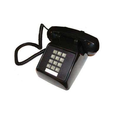 Desk Value Line Corded Telephone - Black