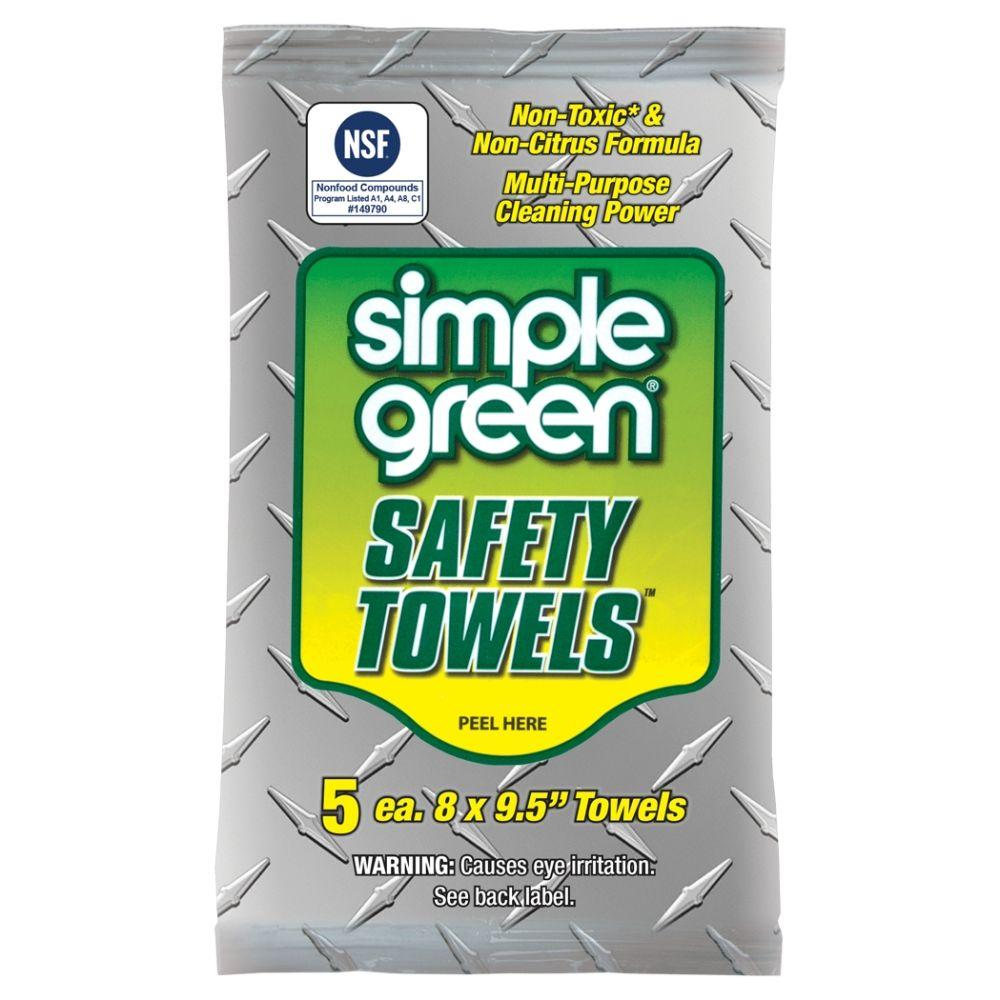 Safety Towels (5-Count)