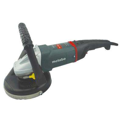 7 in. Surface Preparation Kit with a 9 in. Angle Grinder