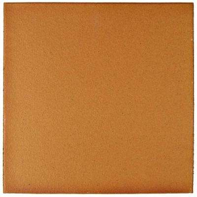 Klinker Natural 9-5/8 in. x 9-5/8 in. Ceramic Floor and Wall Quarry Tile (10.84 sq. ft. / case)