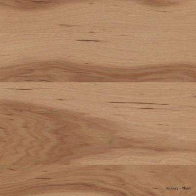 4 in. x 4 in. Wood Countertop Sample in Hickory Plank