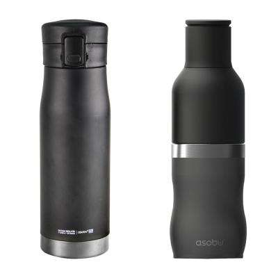 2-Piece 17 oz. Liberty Canteen and Frosty Drink Insulated Bottle Holder