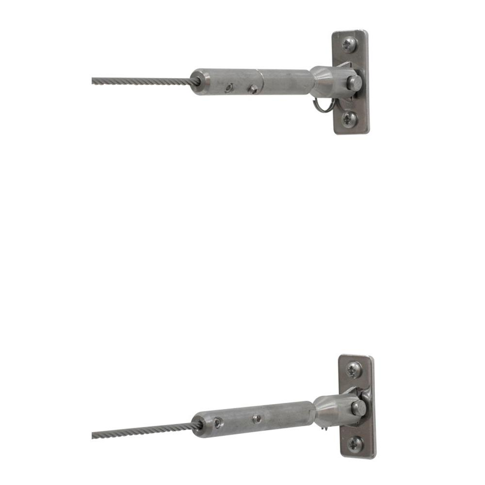 Prova PA27 Stainless Steel Wall Terminal for Cable