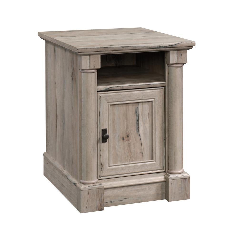 Palladia Split Oak End/Side Table