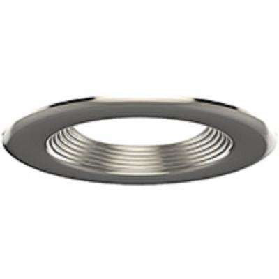 ProLED 4 in. Brushed Nickel Recessed Trim
