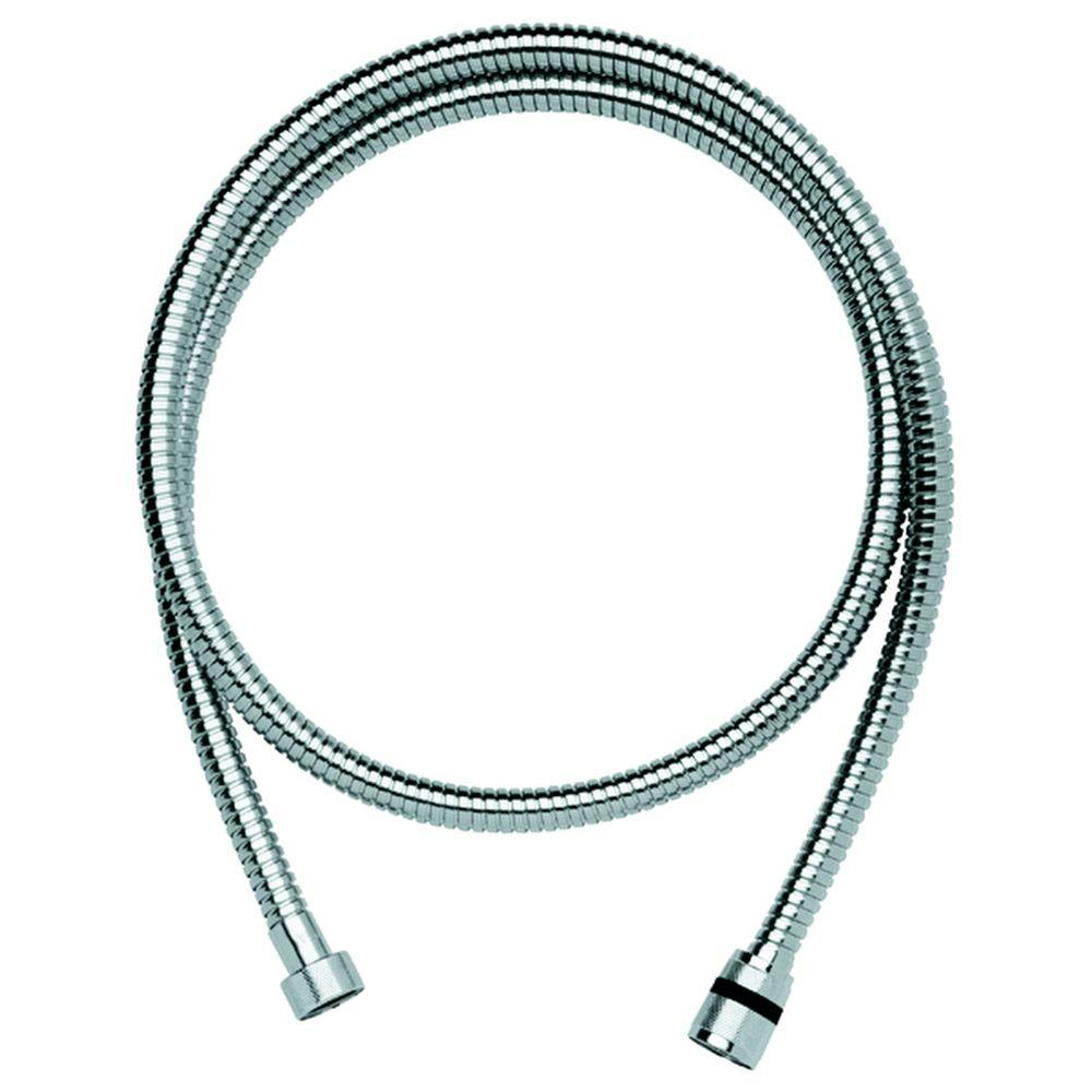 GROHE RotaFlex 59 in. Shower Hose in StarLight Chrome