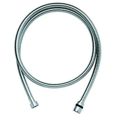 RotaFlex 59 in. Shower Hose in StarLight Chrome
