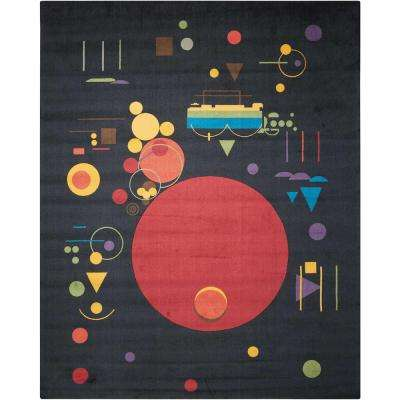Modern Arts Onyx 8 ft. x 10 ft. Area Rug