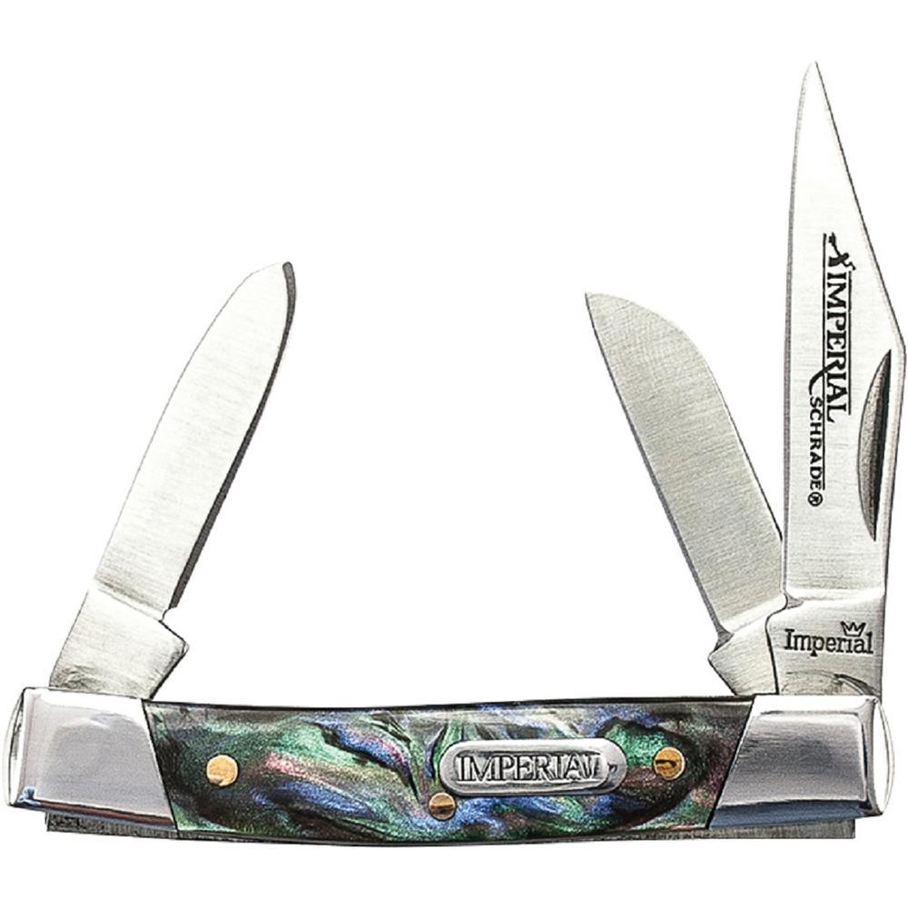 1.8 in. Carbon Steel Plastic Folding Knife