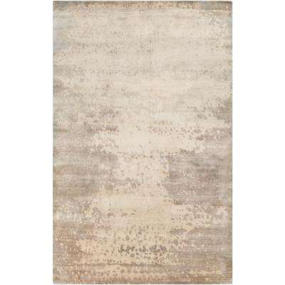 Tajimi Cream 8 ft. x 11 ft. Indoor Area Rug