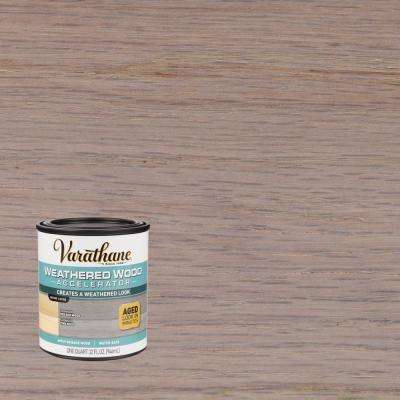 1 qt. Interior Weathered Wood Accelerator