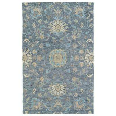 Helena Graphite 12 ft. x 15 ft. Area Rug