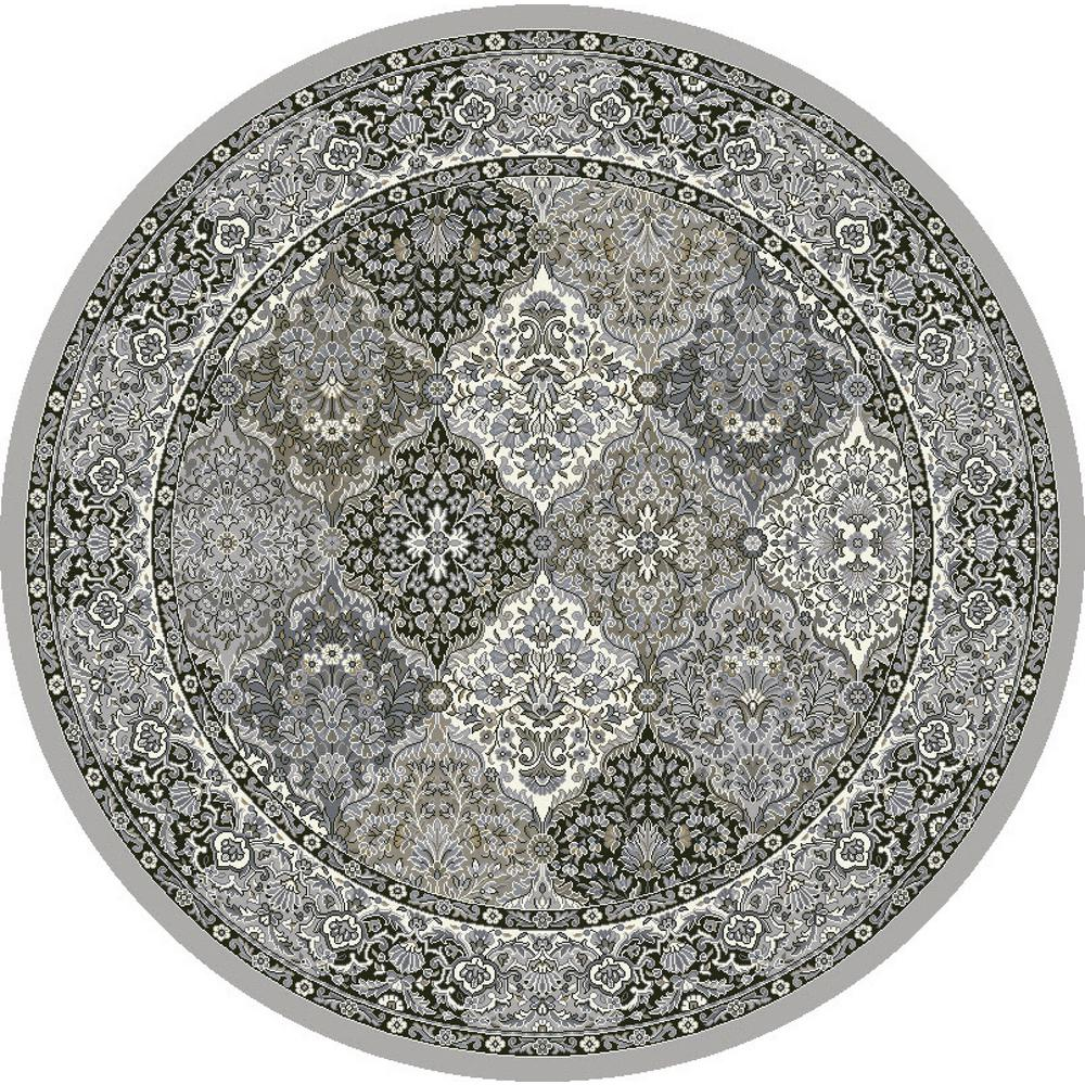 Dynamic Rugs Ancient Garden Cream/Grey (Ivory/Grey) Panel...