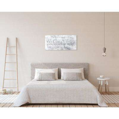 "32 in. W x 15 in. H ""Work of Art"" by SMD Printed Wall Art"