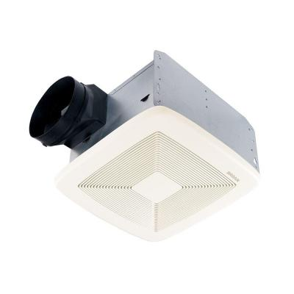 QT Series Very Quiet 110 CFM Ceiling Bathroom Exhaust Fan, ENERGY STAR*