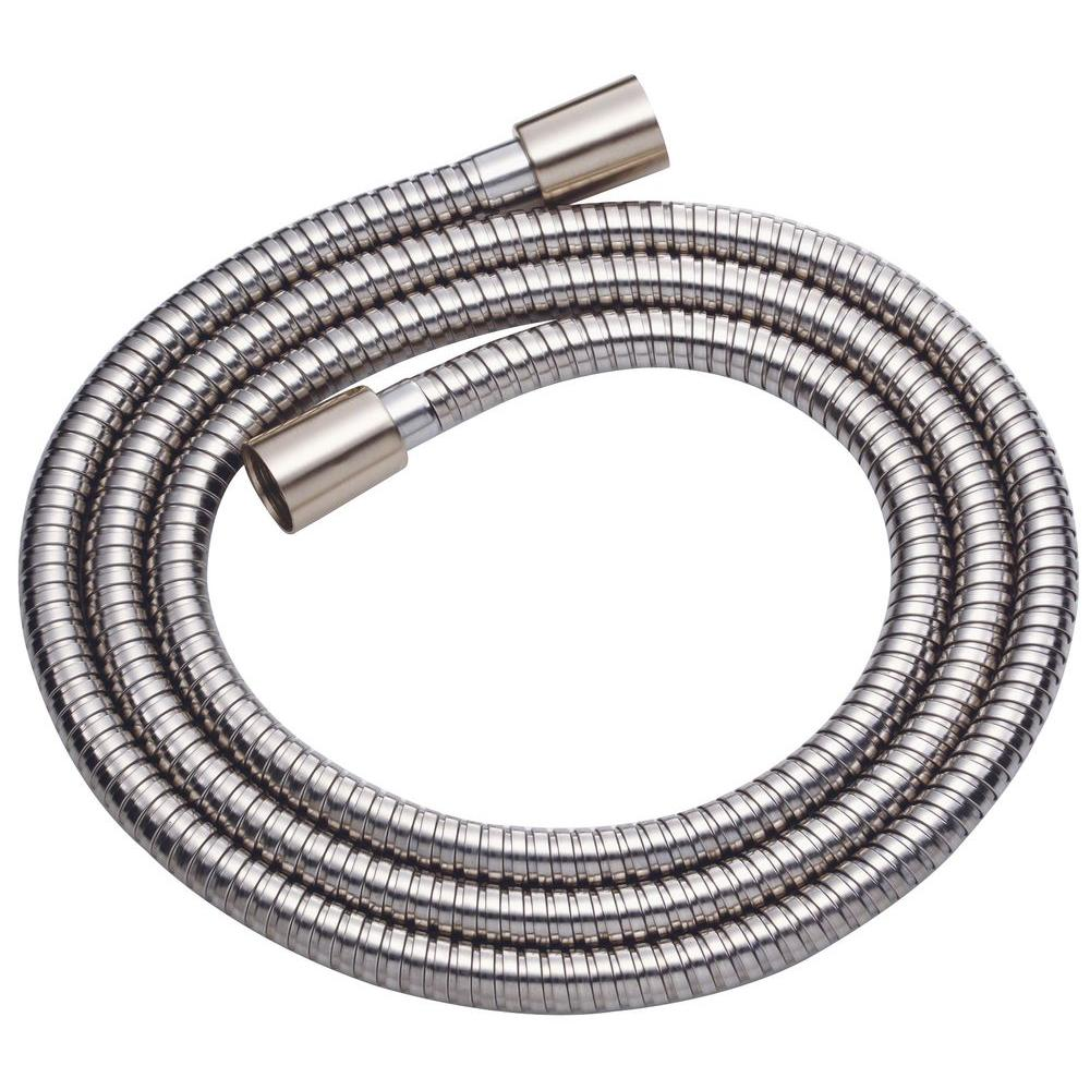 Danze Metal Interlock Hose in Brushed Nickel