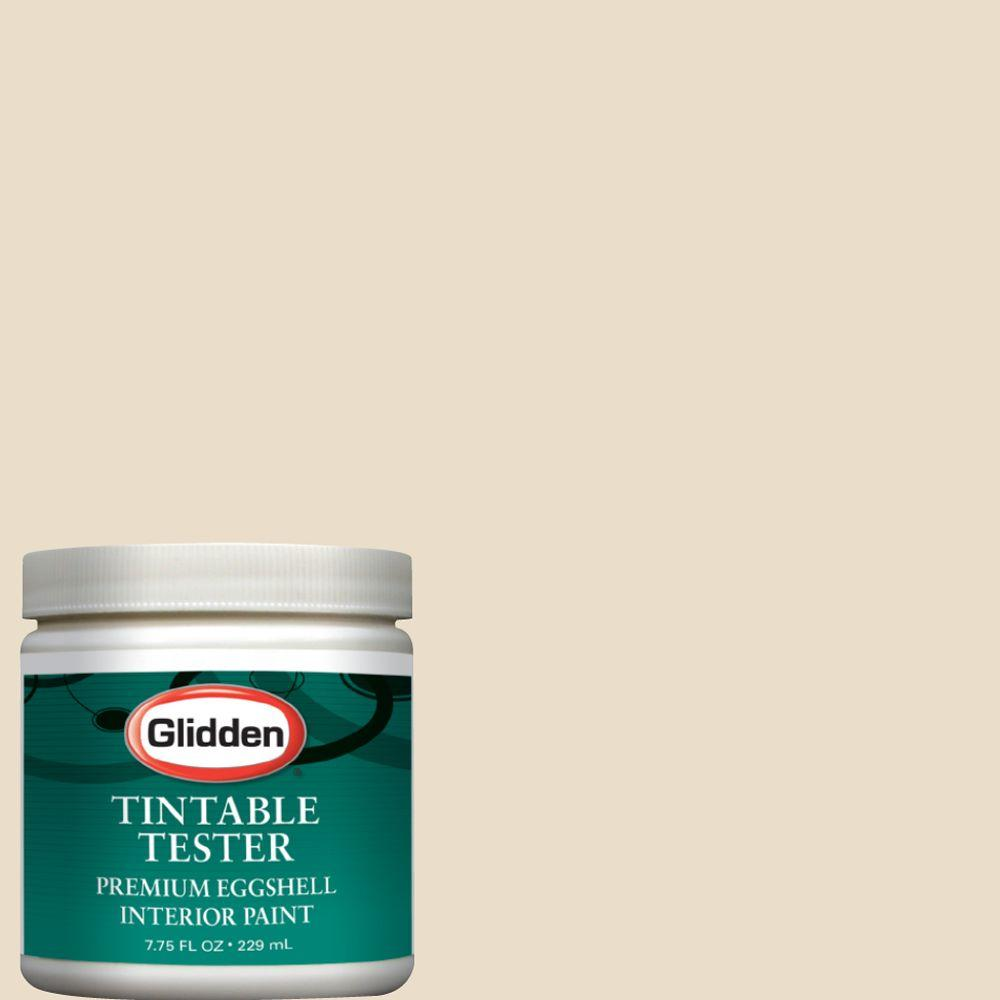 Glidden Premium 8-oz. Antique Beige Interior Paint Tester