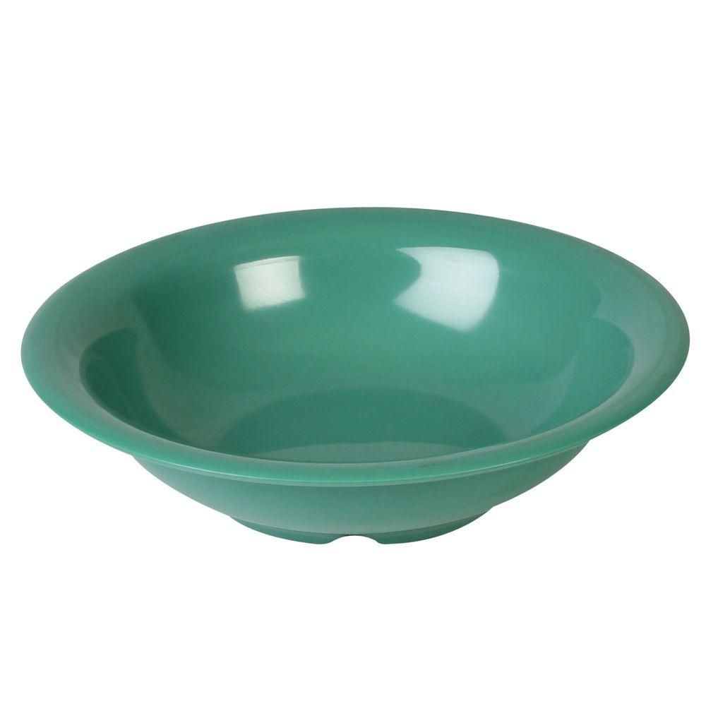 Restaurant Essentials Coleur 19 oz., 7-1/2 in. Soup Bowl in Green (12-Piece)