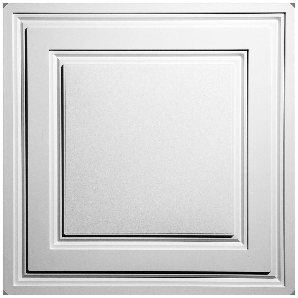 X Drop Ceiling Tiles Ceiling Tiles The Home Depot - 2x2 recessed ceiling tiles