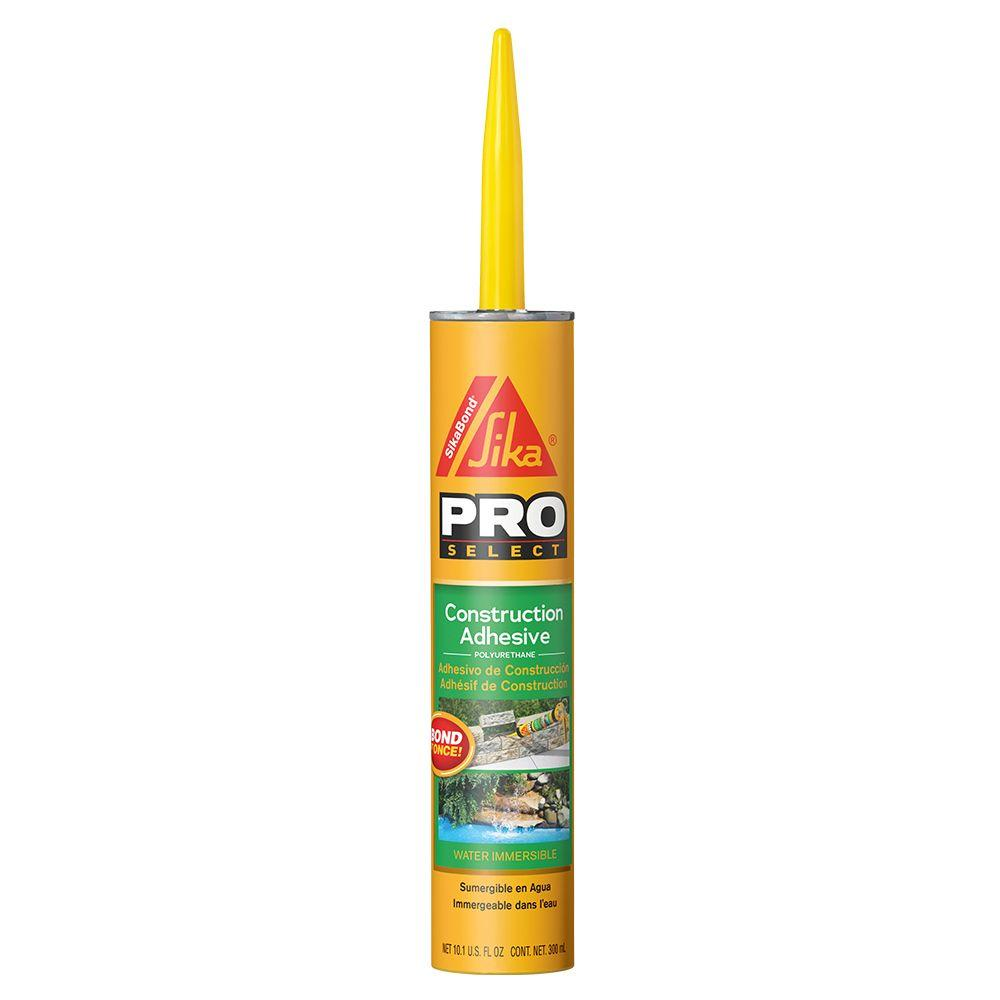 10.1 fl. oz. Construction Adhesive
