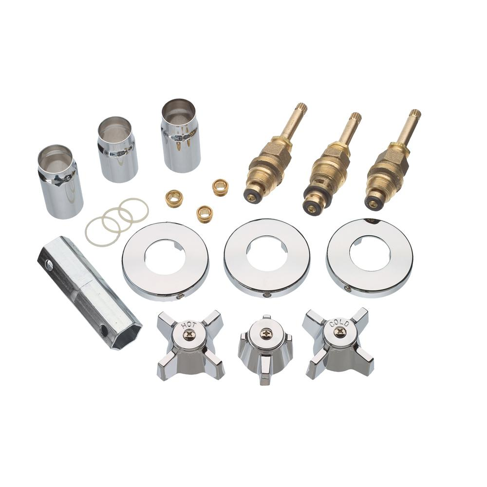 Superbe DANCO Tub/Shower Remodeling Kit For Sterling (Valve Not Included)