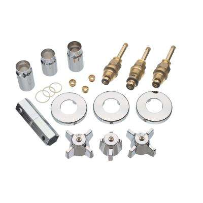 Tub/Shower Remodeling Kit for Sterling (Valve Not Included)