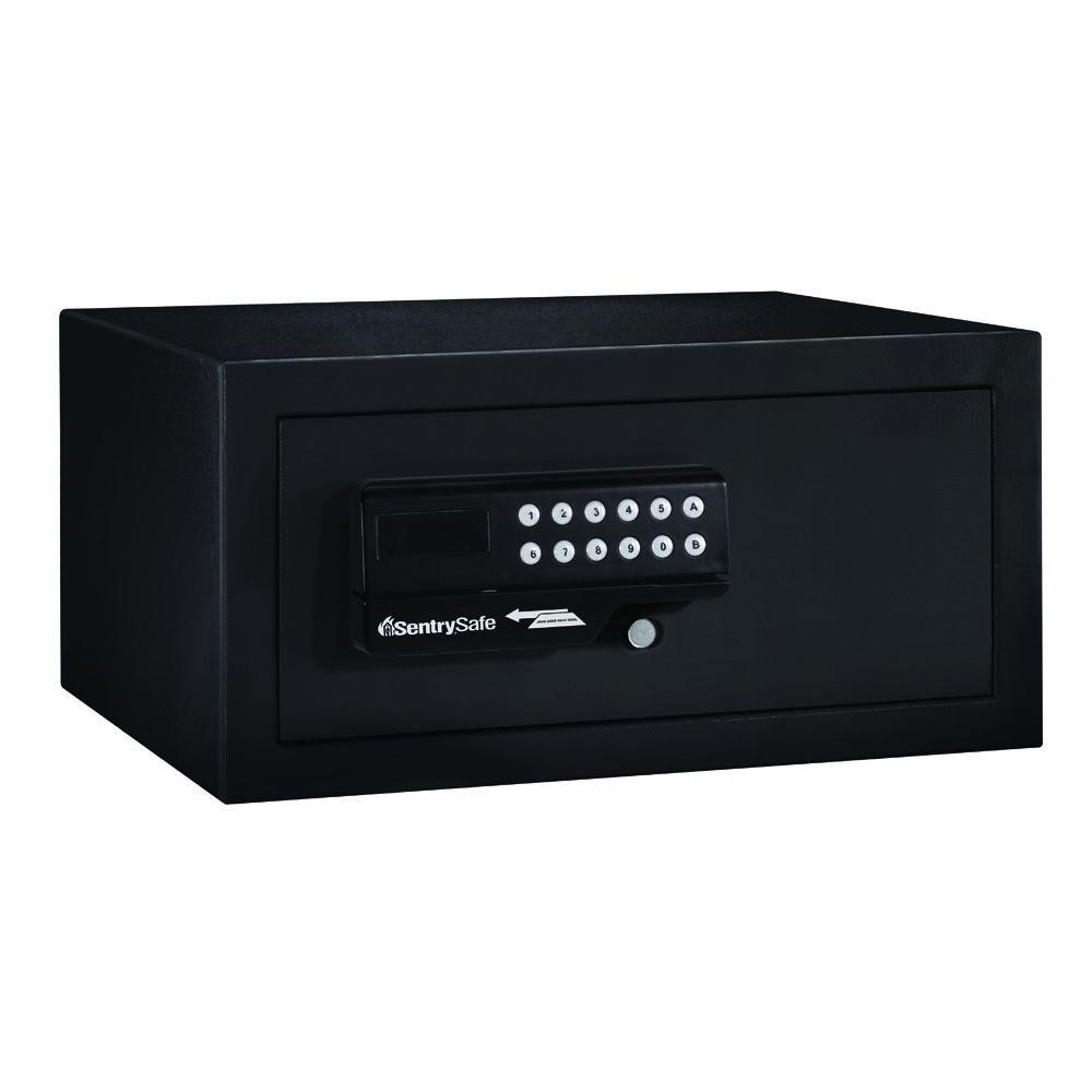 Security Safe 1.1 cu. ft. Electronic Card Access Hotel/Security Safe