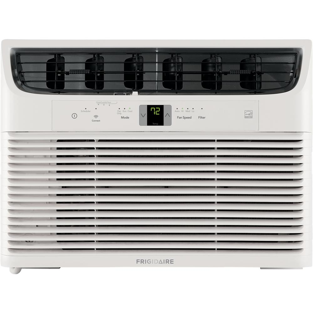 Frigidaire 12,000 BTU Window-Mounted Room Air Conditioner with Wi-Fi