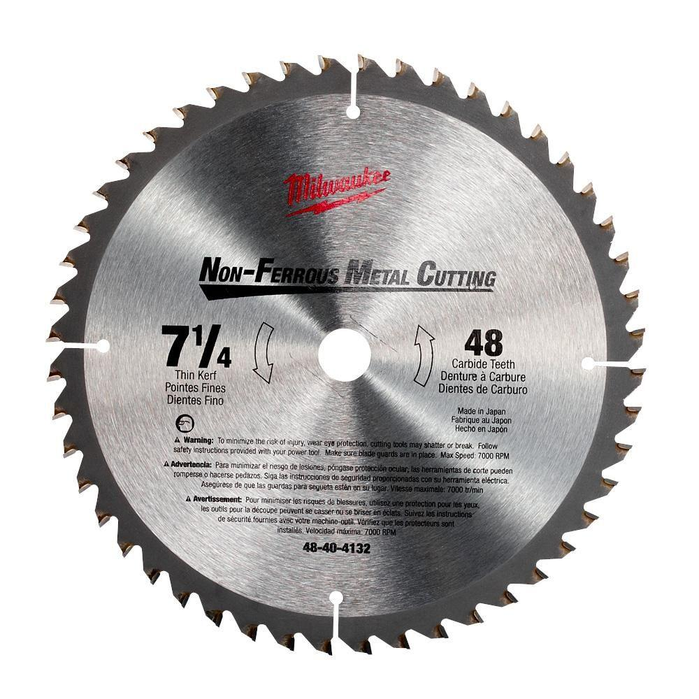 7 14 milwaukee circular saw blades saw blades the home depot 7 14 in x 48 carbide tooth circular saw blade greentooth Image collections