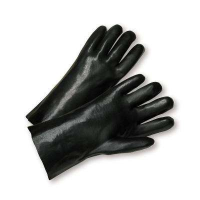 Standard Smooth Grip Dozen Pair PVC Interlock 12 Gloves