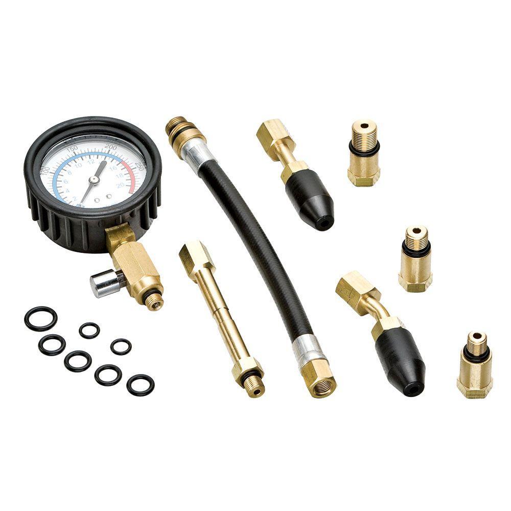 8-Piece Compression Tester Kit
