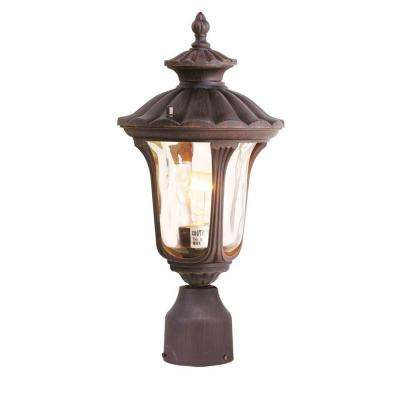 Oxford Outdoor Imperial Bronze Post Head Lantern