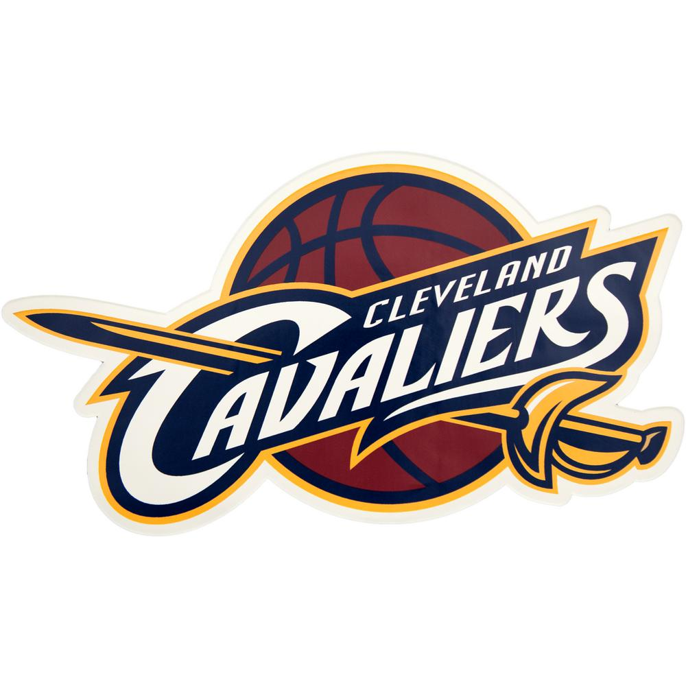 Applied Icon NBA Cleveland Cavaliers Outdoor Logo Graphic- Large ...