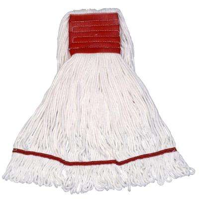 Small 4-Ply Looped End Cotton Mop with 5 in. Band